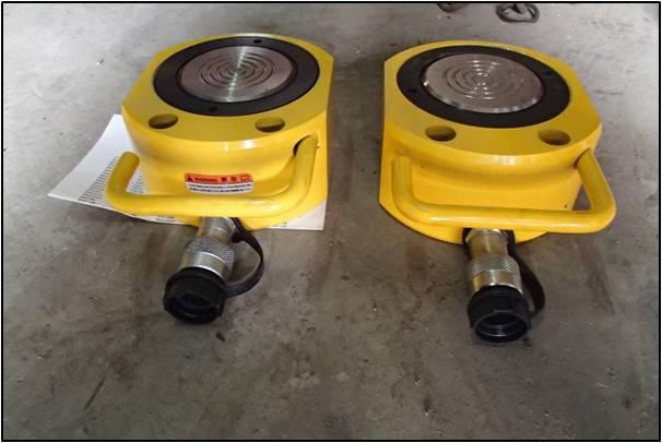 Hydraulic Jacking Skidding System G7 Heavy Lift